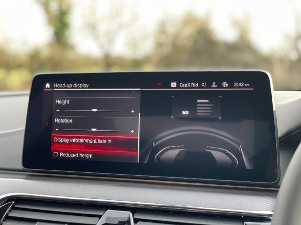 2021 BMW 4.4i V8 Competition Steptronic xDrive 4-door  - Image: 15