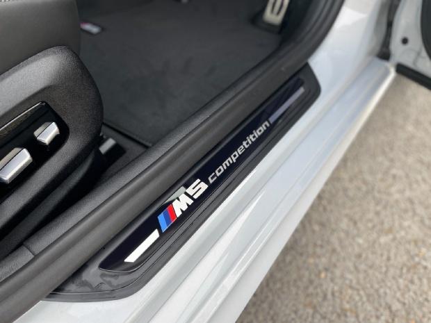 2021 BMW 4.4i V8 Competition Steptronic xDrive 4-door  - Image: 23