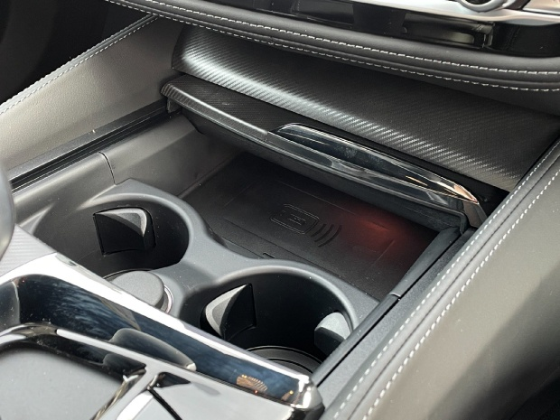 2021 BMW 4.4i V8 Competition Steptronic xDrive 4-door  - Image: 24