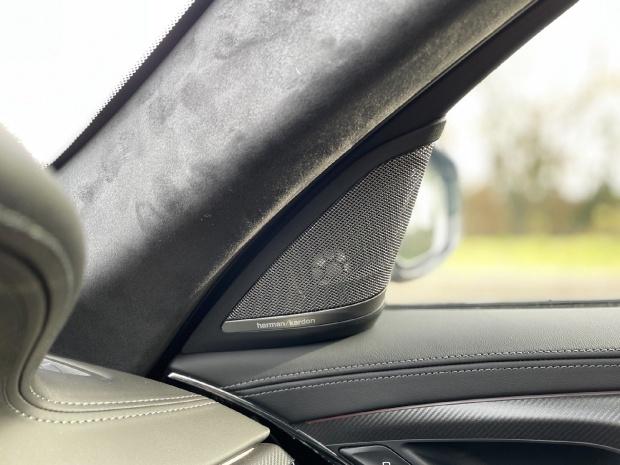 2021 BMW 4.4i V8 Competition Steptronic xDrive 4-door  - Image: 25