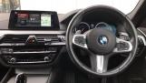 2018 BMW 520d M Sport Touring (White) - Image: 5