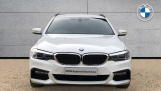 2018 BMW 520d M Sport Touring (White) - Image: 16