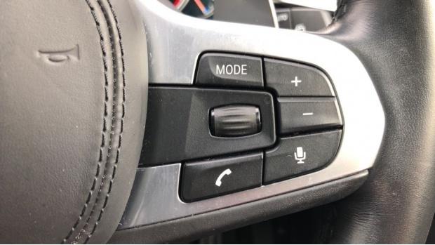 2018 BMW 520d M Sport Touring (White) - Image: 18