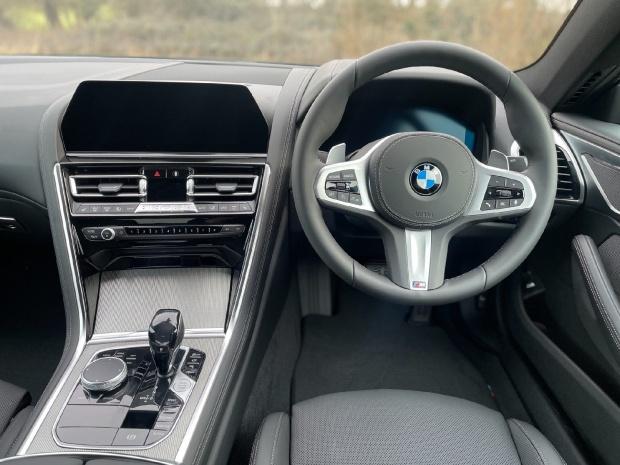 2021 BMW 840i M Sport Gran Coupe Steptronic 4-door  - Image: 5