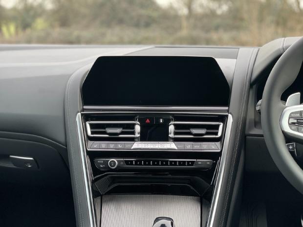 2021 BMW 840i M Sport Gran Coupe Steptronic 4-door  - Image: 8