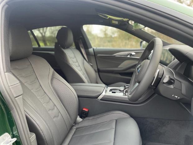 2021 BMW 840i M Sport Gran Coupe Steptronic 4-door  - Image: 11