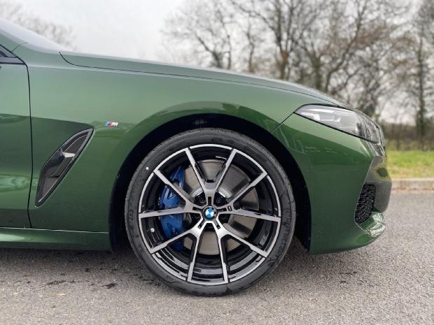 2021 BMW 840i M Sport Gran Coupe Steptronic 4-door  - Image: 15