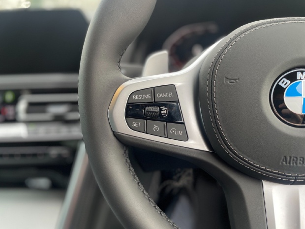 2021 BMW 840i M Sport Gran Coupe Steptronic 4-door  - Image: 17