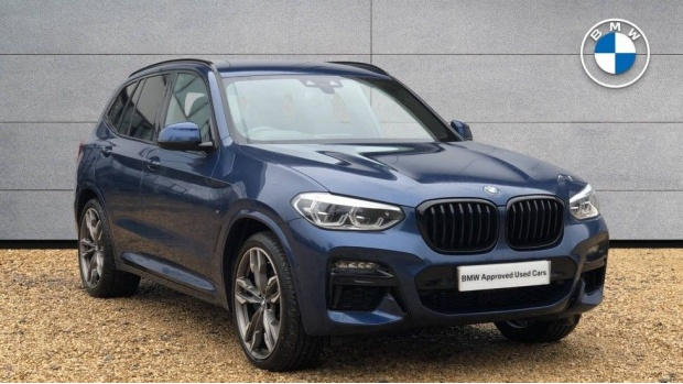 2020 BMW M40i (Blue) - Image: 1