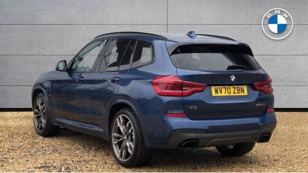 2020 BMW M40i (Blue) - Image: 2