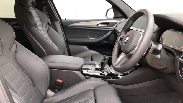 2020 BMW M40i (Blue) - Image: 6