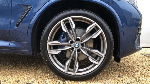 2020 BMW M40i (Blue) - Image: 14