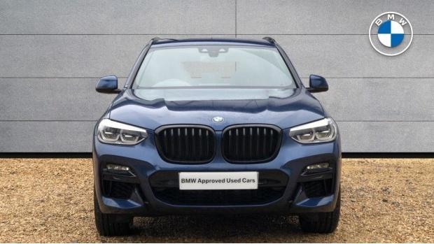 2020 BMW M40i (Blue) - Image: 16