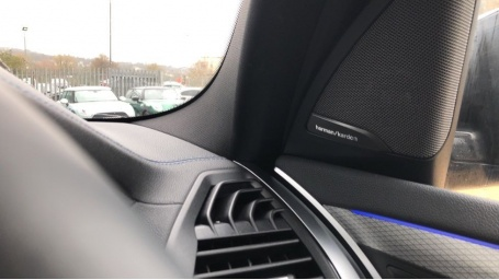 2020 BMW M40i (Blue) - Image: 20