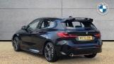 2021 BMW 118i M Sport (Black) - Image: 2