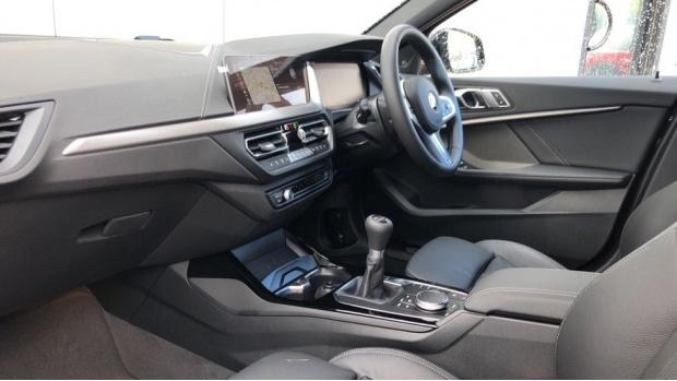 2021 BMW 118i M Sport (Black) - Image: 7