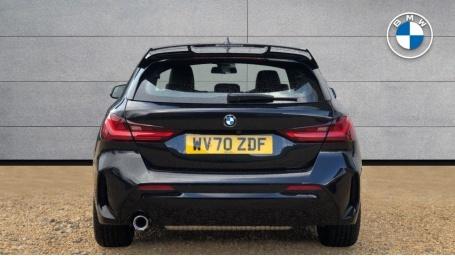 2021 BMW 118i M Sport (Black) - Image: 15