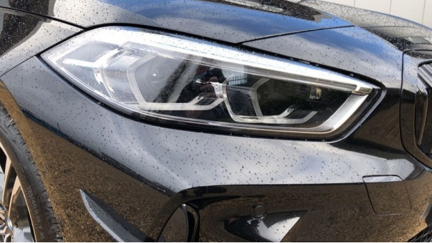 2021 BMW 118i M Sport (Black) - Image: 22
