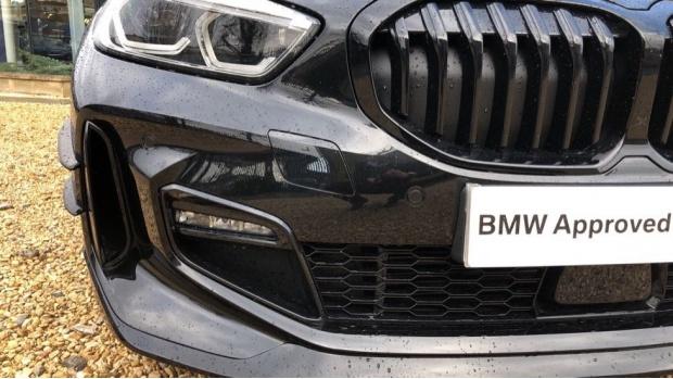 2021 BMW 118i M Sport (Black) - Image: 26