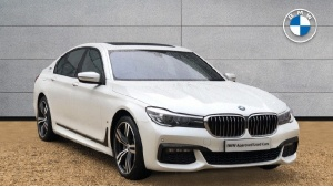 2017 BMW 7 Series 740e M Sport Saloon 4-door