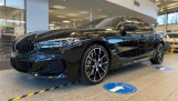 2021 BMW 840i M Sport Gran Coupe Steptronic 4-door (Black) - Image: 11