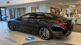 2021 BMW 840i M Sport Gran Coupe Steptronic 4-door (Black) - Image: 14