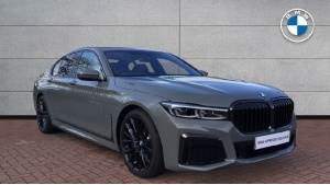 2020 BMW 7 Series 740d xDrive M Sport Saloon 4-door