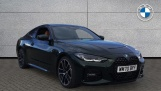 2020 BMW 420d M Sport Coupe (Green) - Image: 1