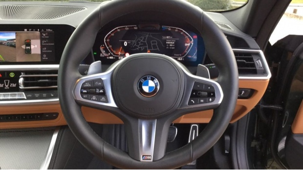 2020 BMW 420d M Sport Coupe (Green) - Image: 5