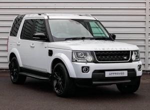 2016 Land Rover Discovery SDV6 (256hp) Landmark 5-door