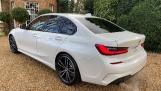 2021 BMW 330i M Sport Auto 4-door (White) - Image: 2