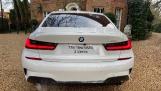 2021 BMW 330i M Sport Auto 4-door (White) - Image: 4