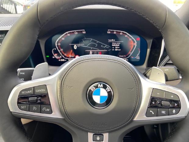 2021 BMW 330i M Sport Auto 4-door (White) - Image: 10
