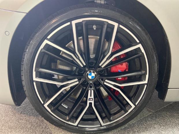 2021 BMW M550i V8 Steptronic xDrive 4-door  - Image: 5