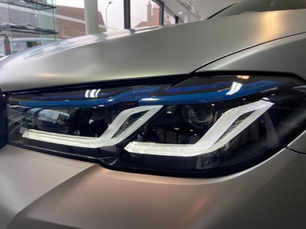 2021 BMW M550i V8 Steptronic xDrive 4-door  - Image: 6