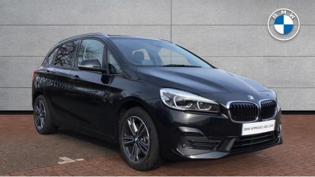 2020 BMW 225xe Sport Premium Active Tourer (Black) - Image: 1