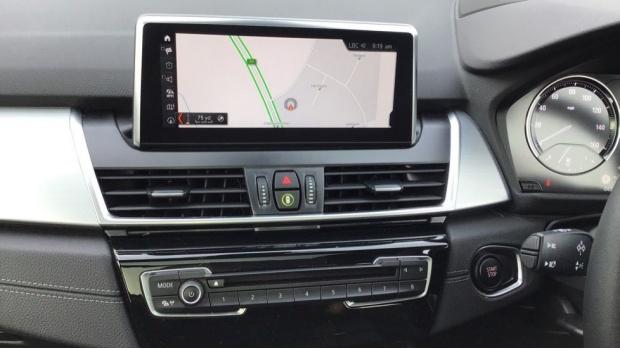 2020 BMW 225xe Sport Premium Active Tourer (Black) - Image: 8