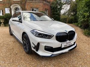 2020 BMW 1 Series 120d M Sport Auto 5-door