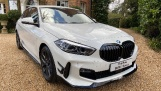 2020 BMW 120d M Sport Auto 5-door (White) - Image: 1