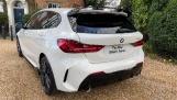 2020 BMW 120d M Sport Auto 5-door (White) - Image: 2
