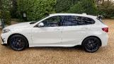2020 BMW 120d M Sport Auto 5-door (White) - Image: 7