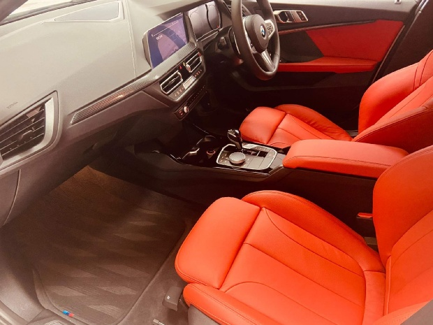 2020 BMW 120d M Sport Auto 5-door (White) - Image: 10