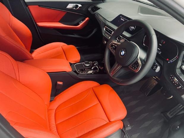 2020 BMW 120d M Sport Auto 5-door (White) - Image: 11