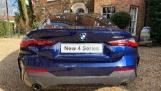 2020 BMW 420d MHT M Sport Pro Edition Auto 2-door (Blue) - Image: 2