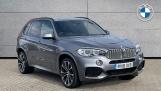 2018 BMW XDrive40d M Sport (Grey) - Image: 1