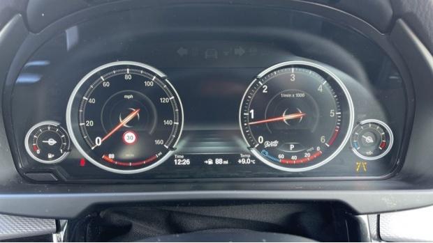 2018 BMW XDrive40d M Sport (Grey) - Image: 9