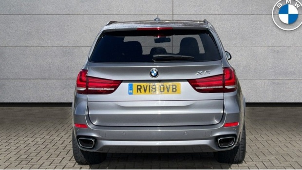2018 BMW XDrive40d M Sport (Grey) - Image: 15