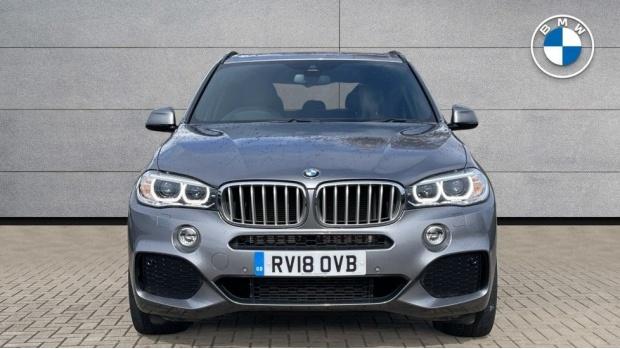 2018 BMW XDrive40d M Sport (Grey) - Image: 16