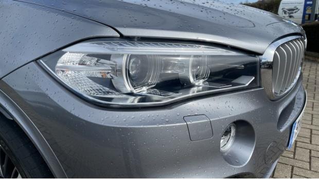 2018 BMW XDrive40d M Sport (Grey) - Image: 22