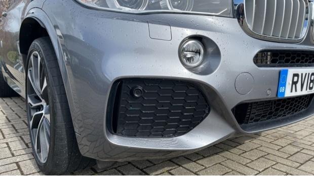 2018 BMW XDrive40d M Sport (Grey) - Image: 29